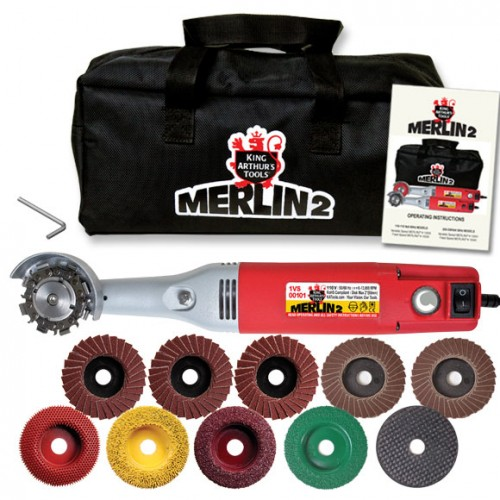 10025 Merlin2® Premium Set 110-115V Variable Speed